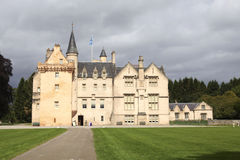 Brodie Castle Royalty Free Stock Photos
