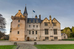 Brodie Castle, Scotland Royalty Free Stock Photography