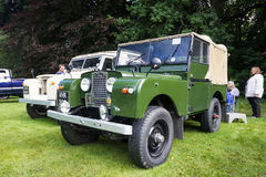 Land Rover Series 1 Stock Images