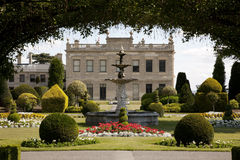 Brodsworth Hall Photo libre de droits