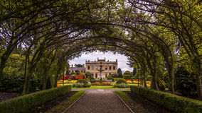 Brodsworth Hall Stockfotografie