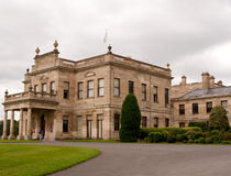 Brodsworth Hall driveway view Stock Image