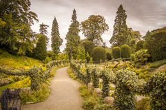 Brodsworth Hall Gardens Stockfoto