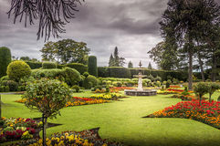 Brodsworth Hall Gardens Photos libres de droits
