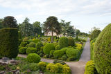 Brodsworth Hall and Gardens Stock Image
