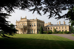 Brodsworth Hall SüdYorkshir Lizenzfreies Stockbild