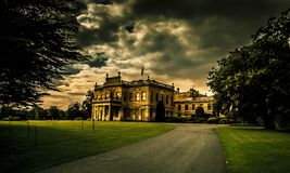 Brodsworth, South Yorkshire, Inghilterra Immagini Stock