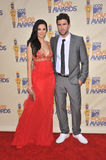 Brody Jenner, Jayde Nicole Stock Photography