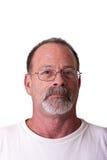 brody szkieł popielaty facet stary zdjęcie stock