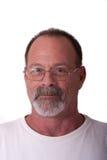 brody szkieł szary facet stary target2509_0_ fotografia royalty free
