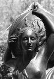 Brodzenie parka Sundial obraz royalty free