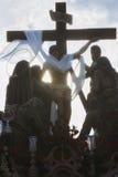 Broederschap van Heilige Christus van de afdaling Royalty-vrije Stock Foto's
