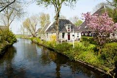 Broek in Waterland - Netherlands Stock Image