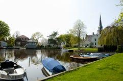 Broek in Waterland - Netherlands Stock Images
