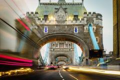 broengland london torn Arkivbilder