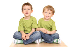 Broers stock fotografie