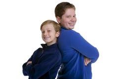 Broers Royalty-vrije Stock Foto