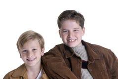 Broers Royalty-vrije Stock Afbeelding