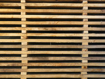 Brogować horyzontalne deski (1) Zdjęcia Stock