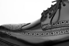 Brogue side Royalty Free Stock Images
