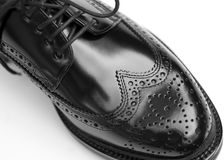 Brogue top Royalty Free Stock Photos