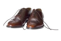 Brogues Images stock