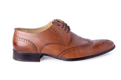 Brogues shoes Royalty Free Stock Images