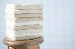 brogujący ręczniki zdjęcia stock
