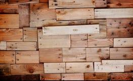 brogujący drewno Fotografia Royalty Free