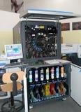 Brok van apparatuur Stock Foto's