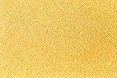 Brokaat glanzende gouden achtergrond stock foto's