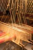 Brokaat het spinnen in Nanjing, China Royalty-vrije Stock Foto's