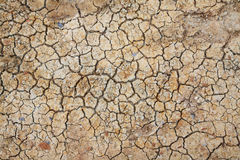 Broke cracked earth for textured background Stock Photo