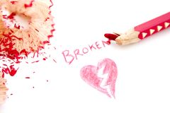 Broken Stock Image