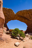 Broken Arch stock image