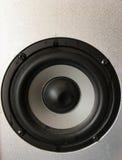 Broken audio loudspeaker Royalty Free Stock Images