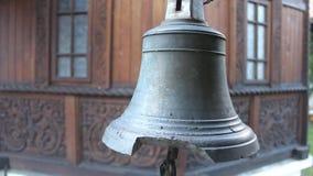 Broken bell stock video