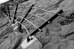 Broken Boundries Royalty Free Stock Image