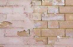Broken bricks Stock Photography