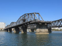 The Broken Bridge Stock Images