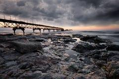 The Broken Bridge Royalty Free Stock Photography
