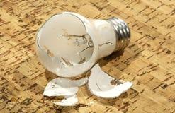 Free Broken Bulb Stock Image - 1193691
