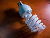 Broken bulb light Royalty Free Stock Photography