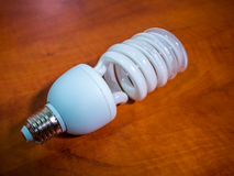 Broken bulb light Stock Photography