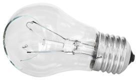 A broken light bulb. Royalty Free Stock Photography