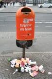 broken cangargabe Royaltyfri Bild