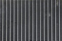 Broken car evaporator texture. A broken car evaporator texture Stock Photography