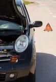 Broken car Stock Images