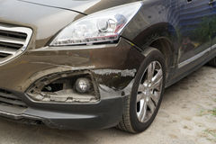 Broken car Royalty Free Stock Photography