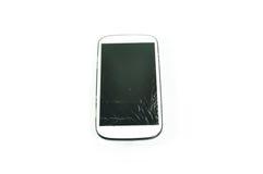 Broken Cell Phone Royalty Free Stock Photos